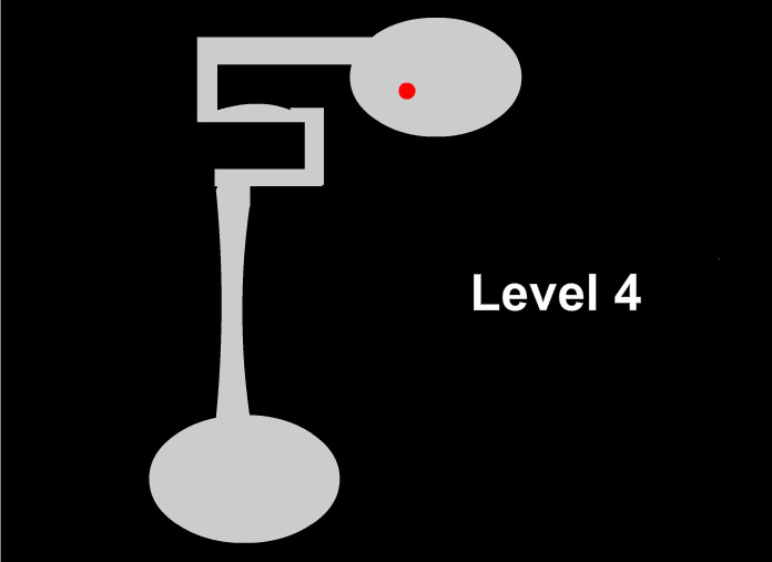 Level 4 - Scary Maze Game 5