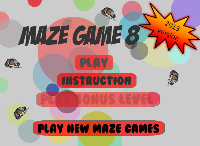 Play Scary Maze Game 8