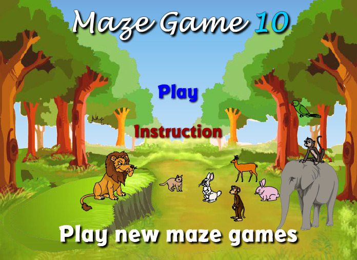 Play Scary Maze Game 10
