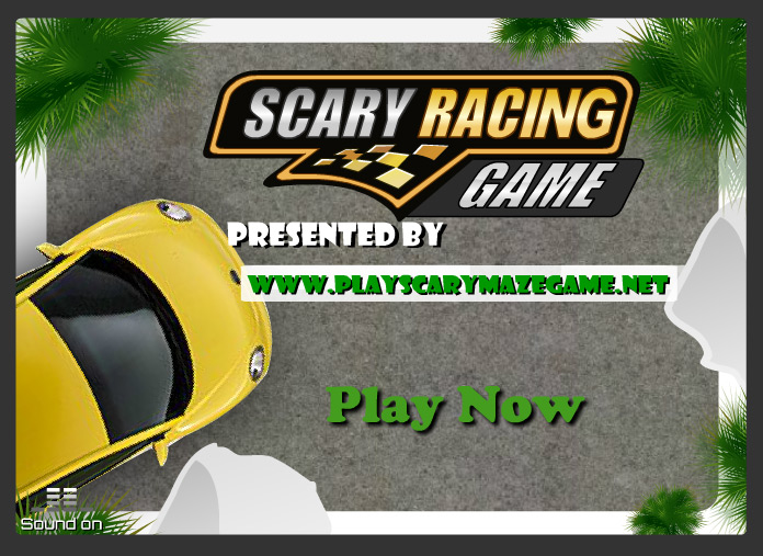 Scary Racing game