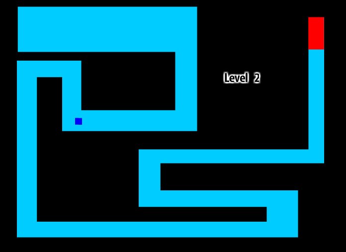 Level 2 - Scary Maze Game 4