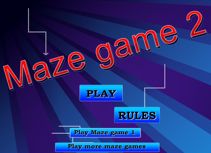 Play Maze Game 2