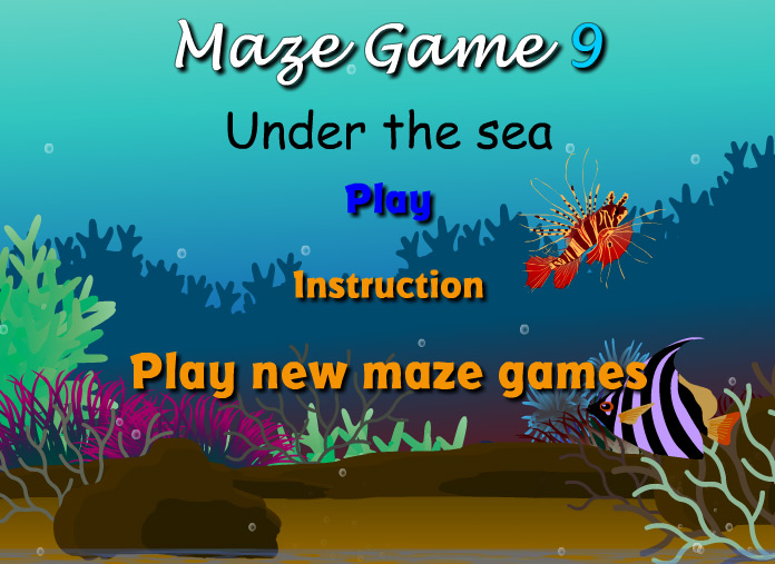 Play Scary Maze Game 9