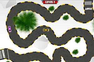 Play Scary Racing Game